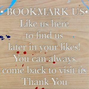 • BOOKMARK US •